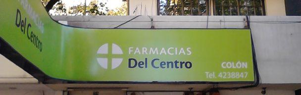 Oficina Colon casi Chile